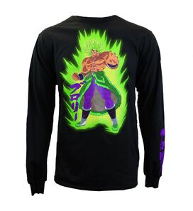 Dragon Ball Super Broly Long Sleeve T-Shirt