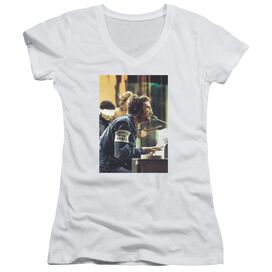 John Lennon Peace Junior V Neck T-Shirt
