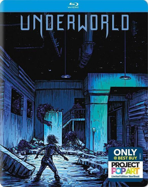 Underworld [Steelbook] [Blu-ray]