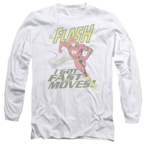 Dco Fast Moves Long Sleeve Adult T-Shirt