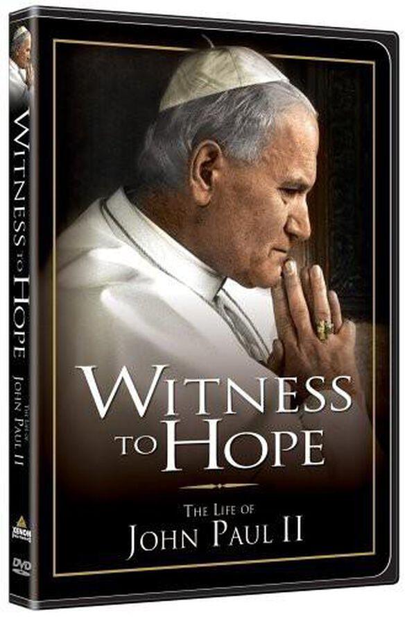 Witness to Hope: The Life of John Paul II