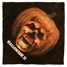 Halloween Ii Poster Sub Poly 22 X22 Bandana