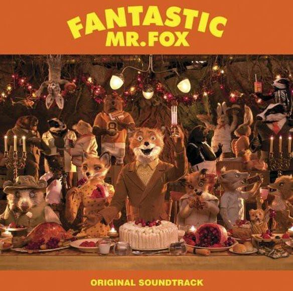 Fantastic Mr Fox / O.S.T.