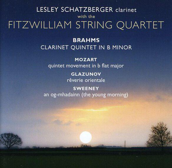 Fitzwilliam String Quartet - Brahms Clarinet Quintet