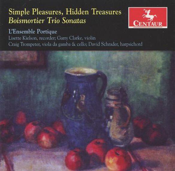 Simple Pleasures / Hidden Treasures