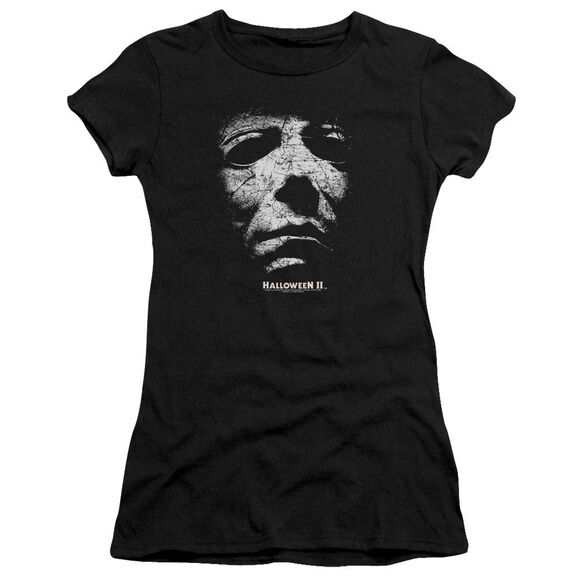 Halloween Ii Mask Premium Bella Junior Sheer Jersey