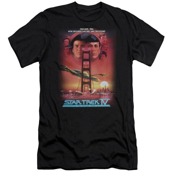 Star Trek The Voyage Home(Movie) Short Sleeve Adult T-Shirt