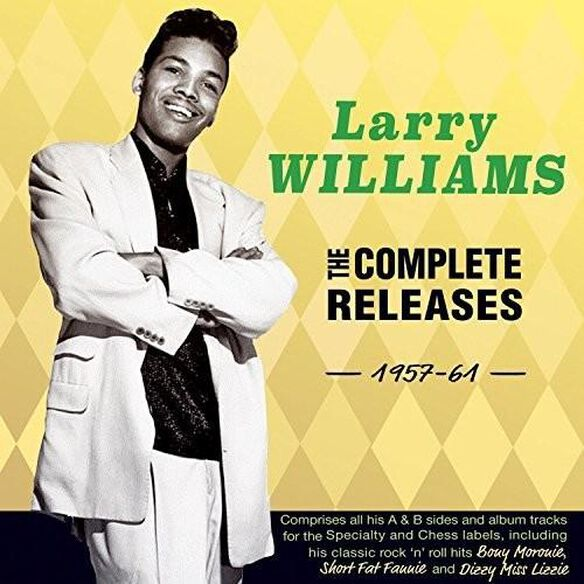 Larry Williams - Complete Releases 1957-61