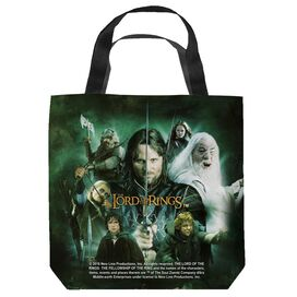 Lord Of The Rings Hero Group Tote