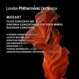 Vladimir Jurowski - Mozart: Flute Concerto No.2, Sinfonia Concertante Bassoon Concerto