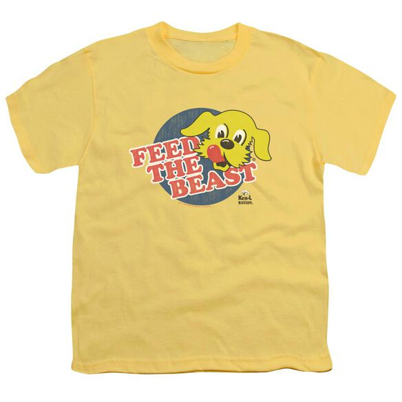 Ken L Ration Feed The Beast Short Sleeve Youth T-Shirt