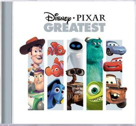 Various Artists - Disney Pixar Greatest Hits