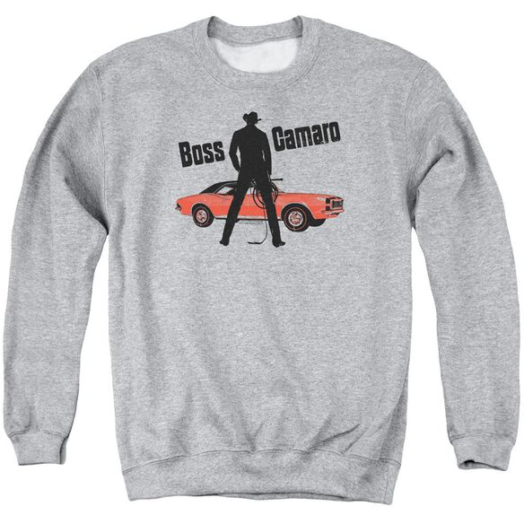 Chevrolet Boss Adult Crewneck Sweatshirt Athletic