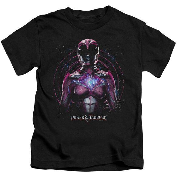 Power Rangers Pink Ranger Short Sleeve Juvenile T-Shirt