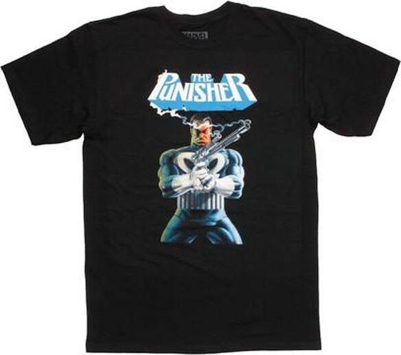 Punisher Smoking Gun T-Shirt