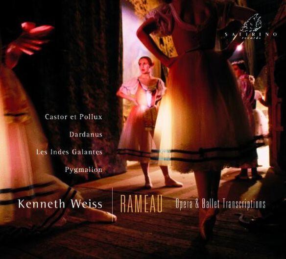 Rameau/ Weiss - Transcriptions d'opera pour clavecin