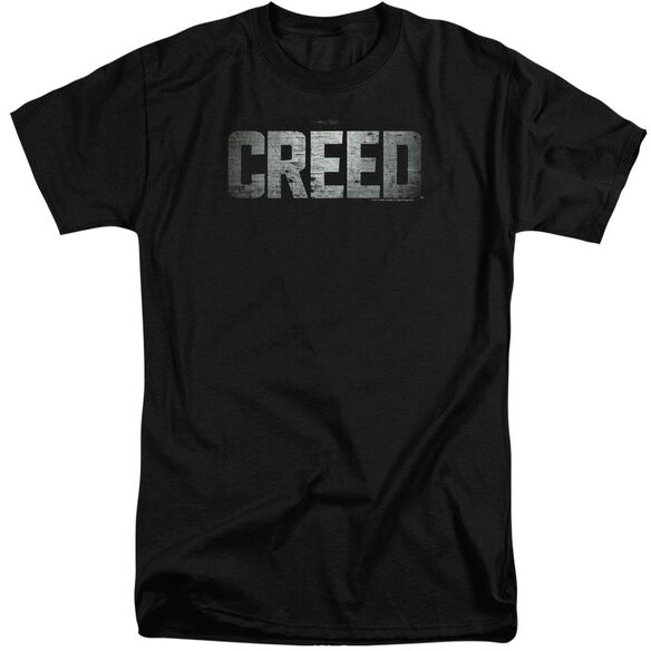 Creed Logo Short Sleeve Adult Tall T-Shirt