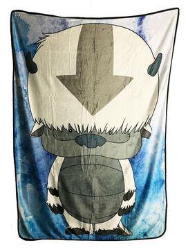 Avatar The Last Airbender - Appa Plush Blanket