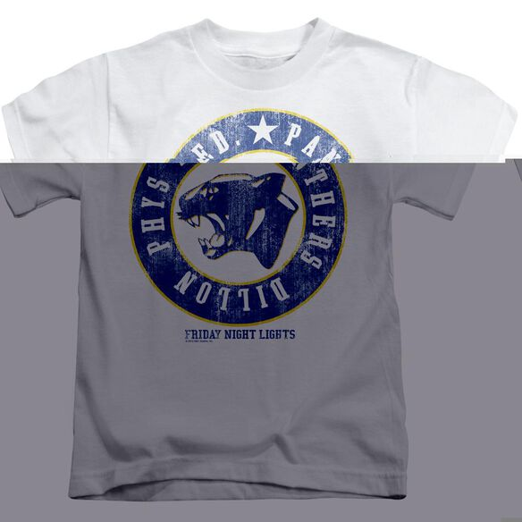 Friday Night Lights Phys Ed Short Sleeve Juvenile White T-Shirt