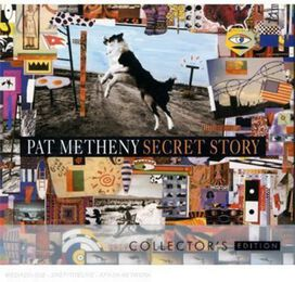 Pat Metheny - Secret Story