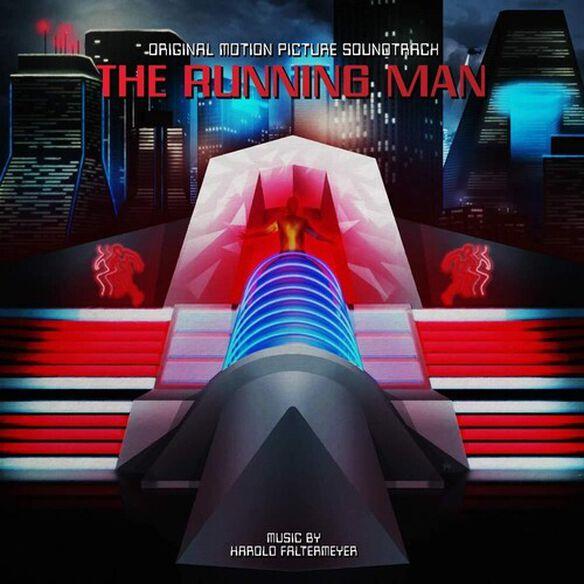 Various Artists - The Running Man (Original Soundtrack)