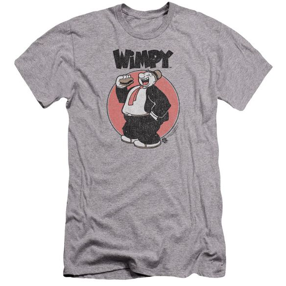 Popeye Wimpy Premuim Canvas Adult Slim Fit Athletic