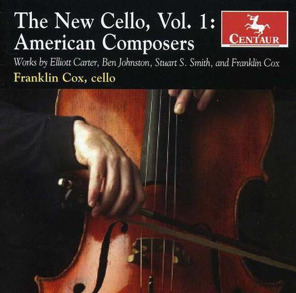 Franklin Cox - New Cello 1: American Composers