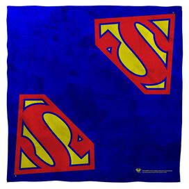 Superman Galvanized Shield Bandana