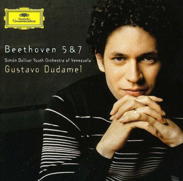 Ludwig Van Beethoven - Symphonies 5 & 7