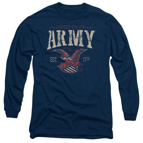 Army Arch Long Sleeve Adult T-Shirt