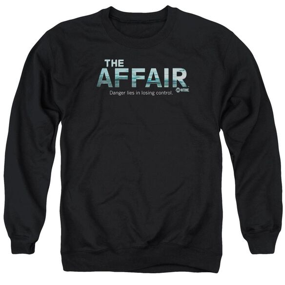 Affair Ocean Logo Adult Crewneck Sweatshirt