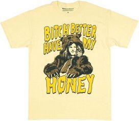 Workaholics Honey T-Shirt