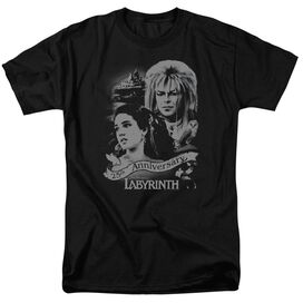 Labyrinth Anniversary Short Sleeve Adult T-Shirt