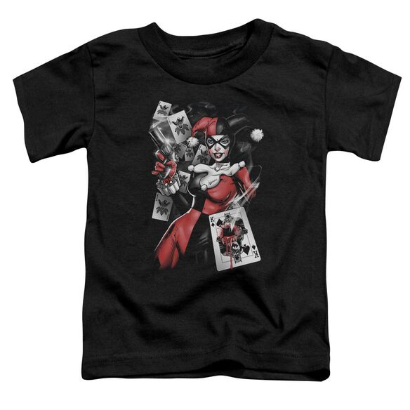 Batman Smoking Gun Short Sleeve Toddler Tee Black Sm T-Shirt