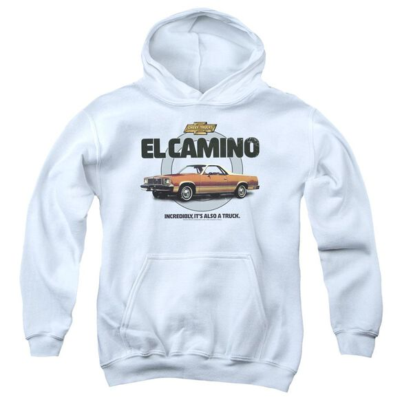 Chevrolet Also A Truck Youth Pull Over Hoodie