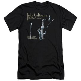 John Coltrane Paris Coltrane Short Sleeve Adult T-Shirt