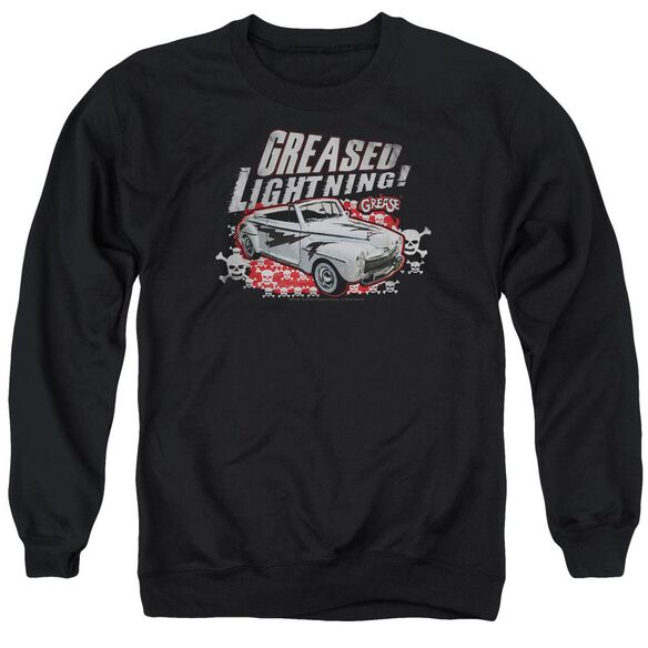 Grease Greased Lightening Adult Crewneck Sweatshirt