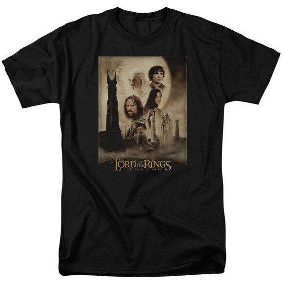 Lor Tt Poster Short Sleeve Adult T-Shirt