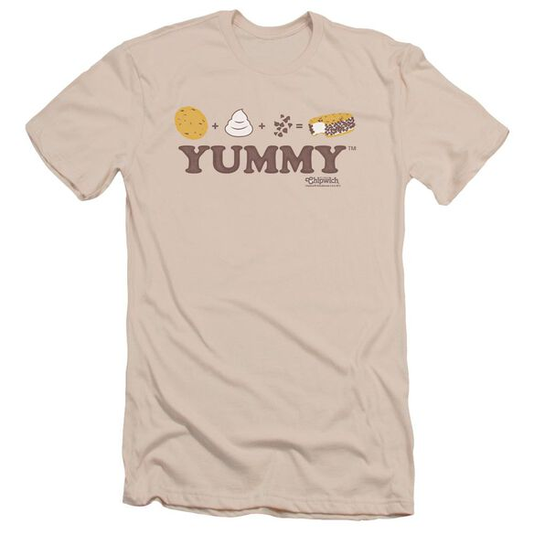 Chipwich Yummy Short Sleeve Adult T-Shirt