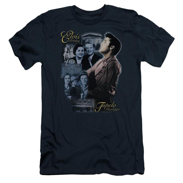 Elvis Tupelo Short Sleeve Adult T-Shirt