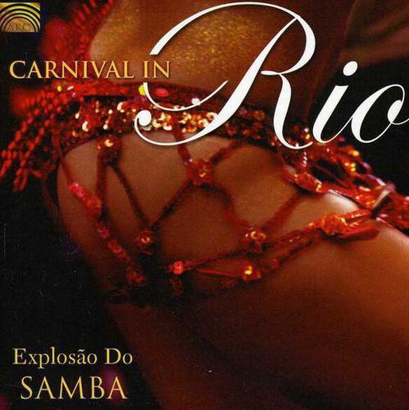 Carnival In Rio (W/Book)