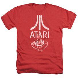 Atari Joystick Logo Adult Heather