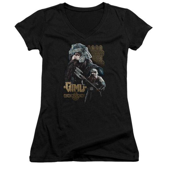 Lor Gimli Junior V Neck T-Shirt