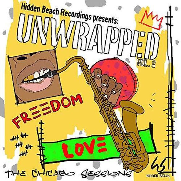 Various Artists - Unwrapped, Vol. 8: The Chicago Session