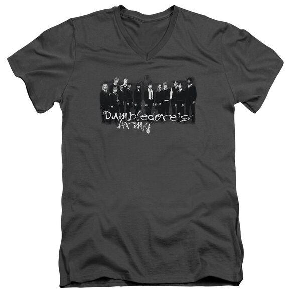 Harry Potter And The Order Of Phoenix Da Squad Short Sleeve Adult V Neck T-Shirt