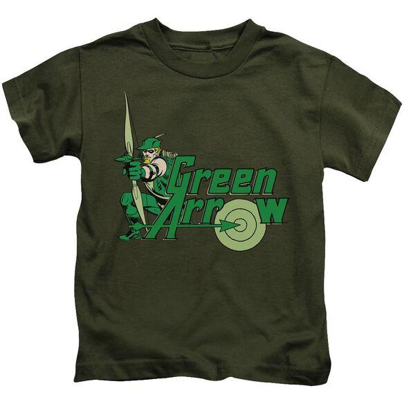 Dc Arrow Short Sleeve Juvenile Military T-Shirt