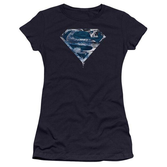 Superman Water Shield Premium Bella Junior Sheer Jersey