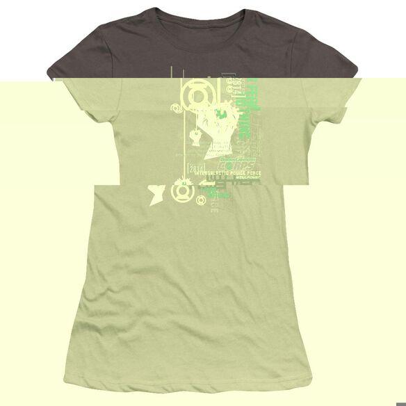 Green Lantern Core Strength-premium Bella Junior
