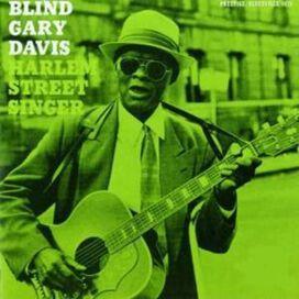Blind Gary Davis - Harlem Street Singer