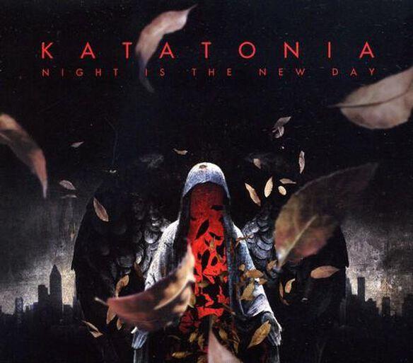 Night Is The New Day (Bonus Tracks) (Ep) (Spec)